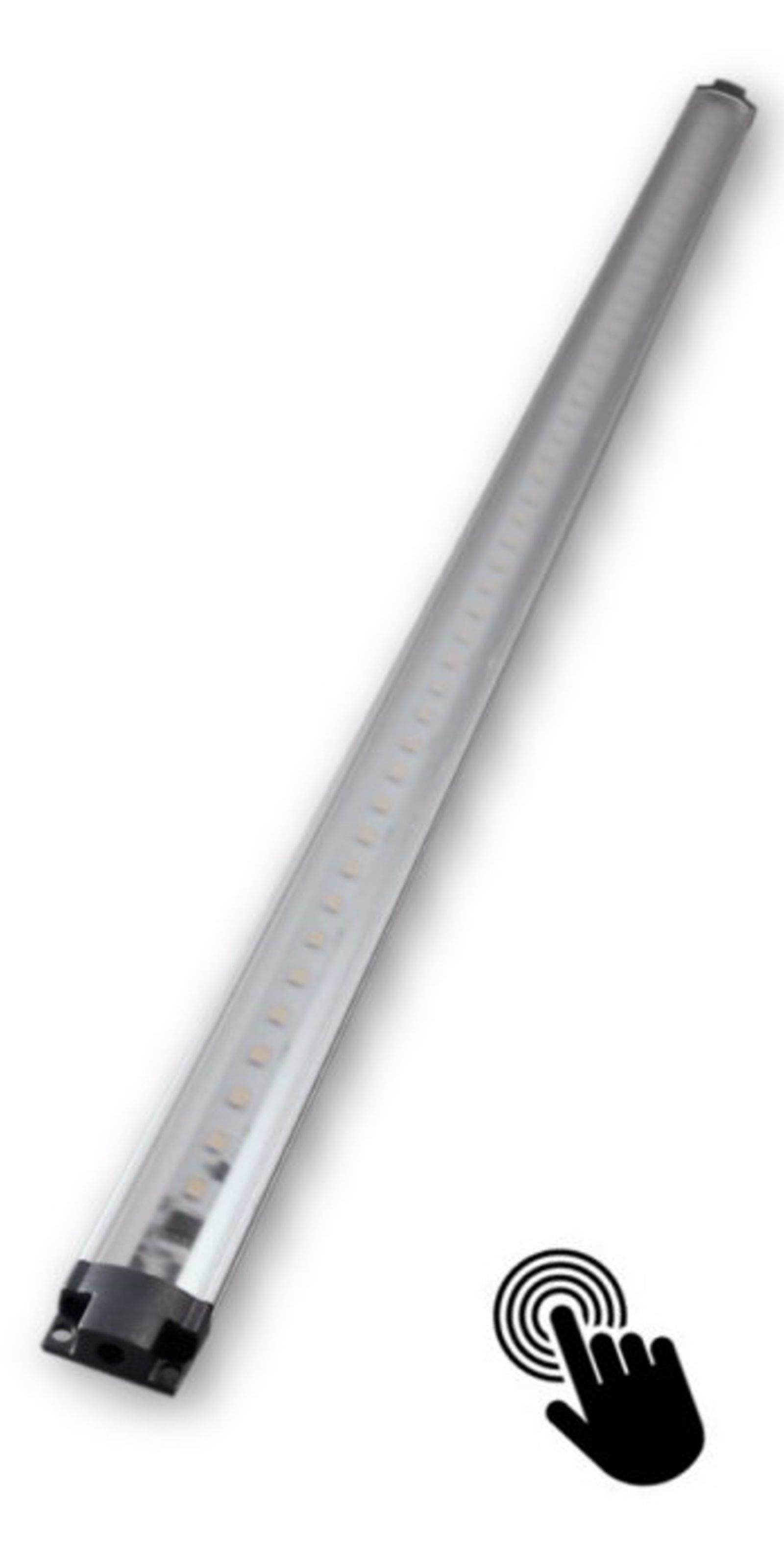 5 m LED Leiste WARMWEISS Lichtleiste Wandlampe Wandleuchte Strahler 230 V Spot