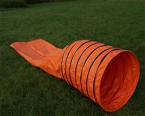 AGILITY - SACK - TUNNEL, orange, 3,4 Meter