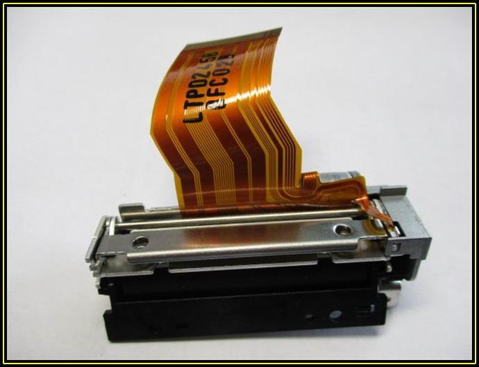 Imprimantes thermiques tête d/'impression ltpd 245b-384-e Thermal Printer 1 pièce