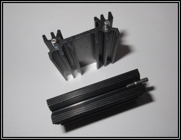 10x markierter Bit TX30 für Innen TORX® Schrauben 1//4 Bit 6kant Projahn 1736-10