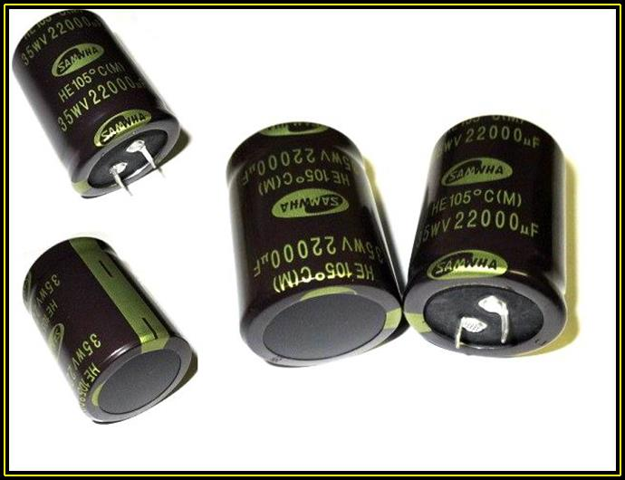 Elko Kondensator Elektrolyt 2200µF 63V 22x35mm RM10 105° Snap-In 1 Stück