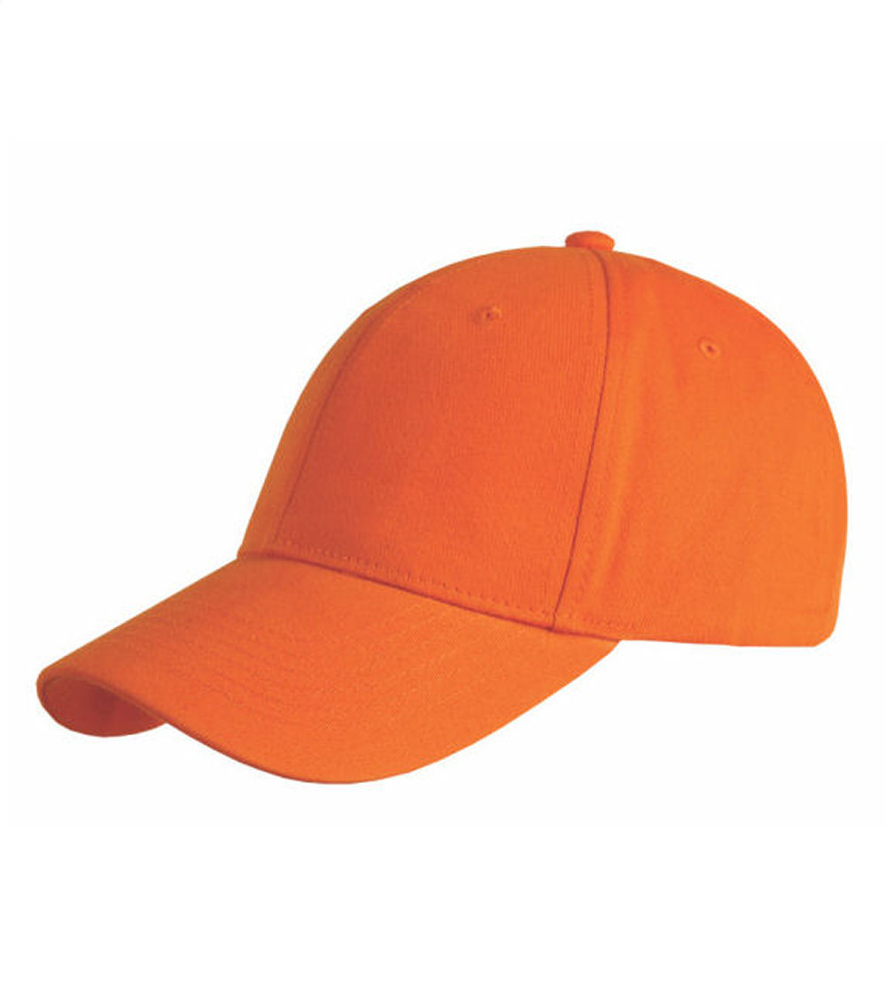 Unisex Baseball Cap Popular 4052 Orange Uni Size