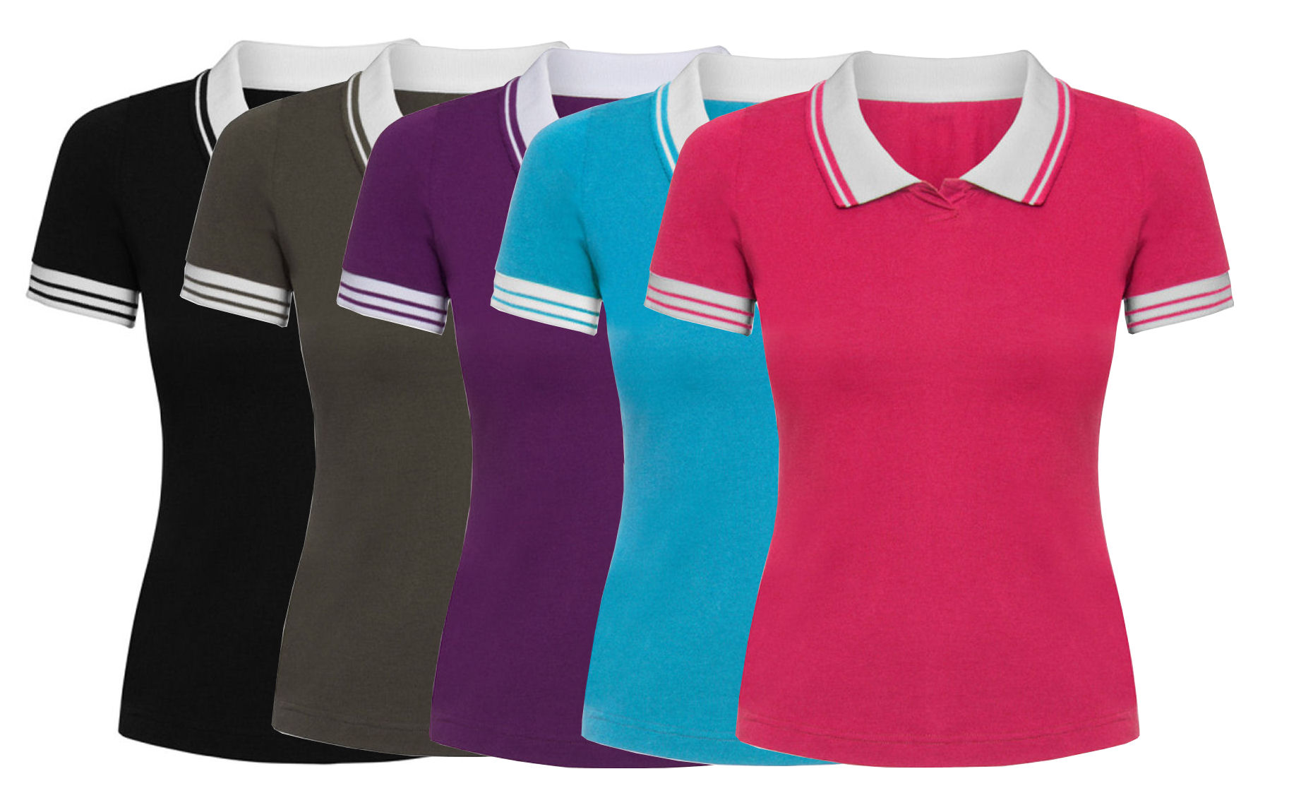 Damen Polo Shirt Nancy 6637
