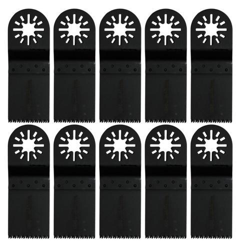Präzision 20x Sägeblatt 34mm Multifunktionswerkzeug für Fein Multimaster