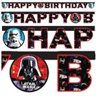 Star Wars Grußkette Happy Birthday P84169