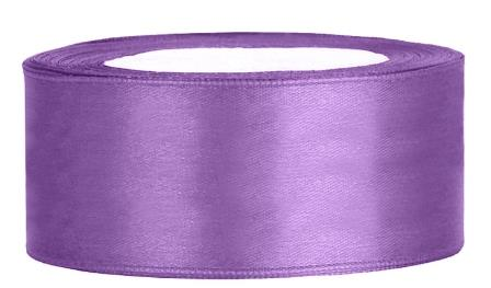 Satin Band 25mm TS25-002 lavendel