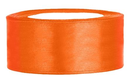 Satin Band 25mm TS25-005 orange