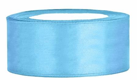 Satin Band 25mm TS25-011 himmelblau