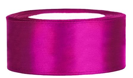 Satin Band 25mm TS25-080 fuchsia