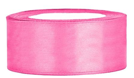 Satin Band 25mm TS25-081 rosa