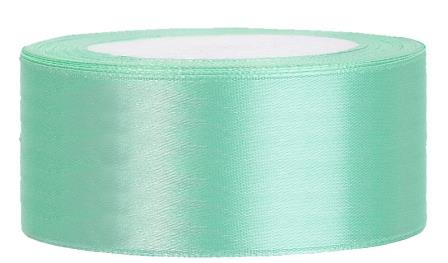 Satin Band 25mm TS25-103 mintgrün