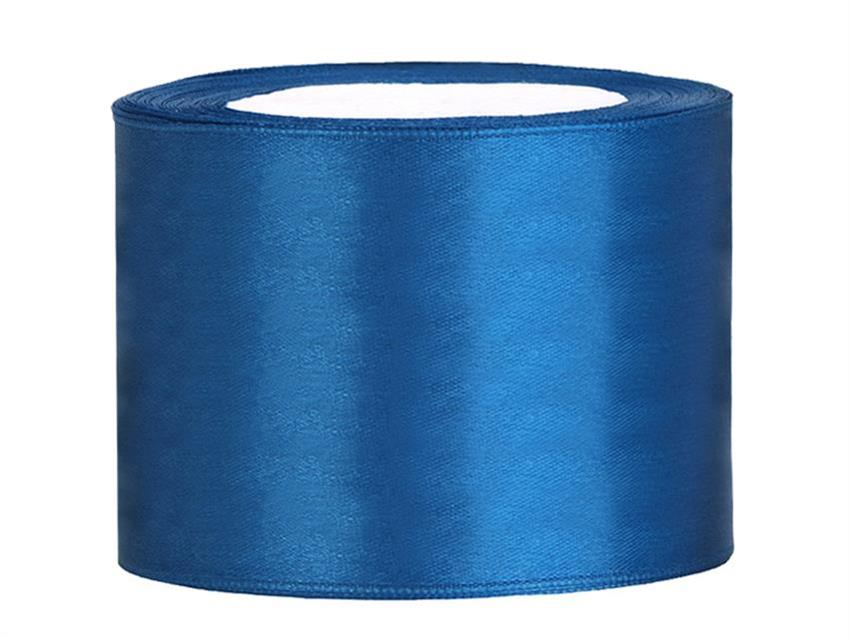 Satin Band 50mm TS50-001 blau