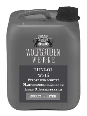 Tungöl 11 98eur l w215 tungöl hartholzöl 5l