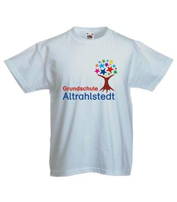 Grundschule Altrahlstedt KINDER T-Shirt in 3 Farben