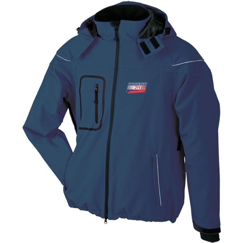 Hansa Taxi WINTER Softshell Jacke