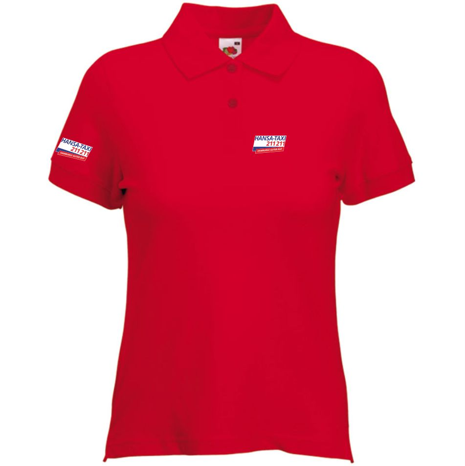 Hansa Taxi 65/35 Polo Lady-Fit