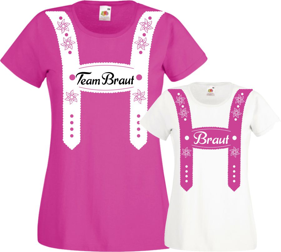 JGA T-Shirt für Ladies Junggesellinnenabschied teuflisch sexy für ... e06d978d48