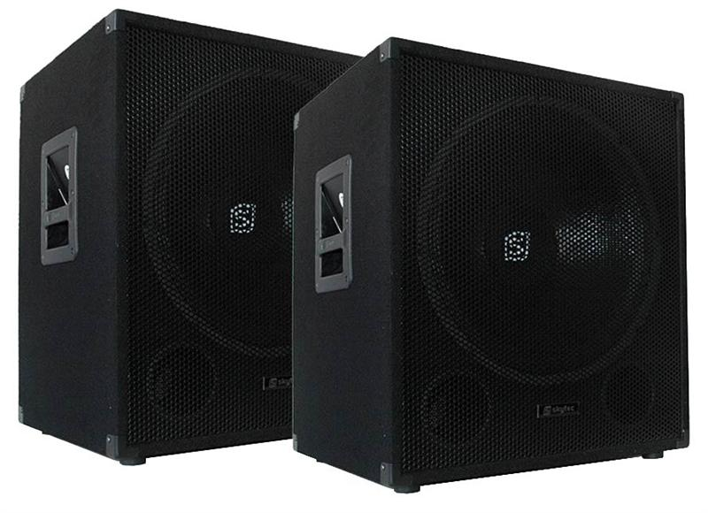 skytec dj pa lautsprecher anlage boxen 2x600w subwoofer. Black Bedroom Furniture Sets. Home Design Ideas