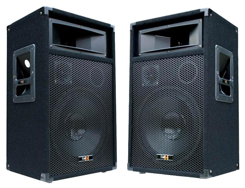 2x 600w pa anlage dj 1000 endstufe pw30 boxen system. Black Bedroom Furniture Sets. Home Design Ideas