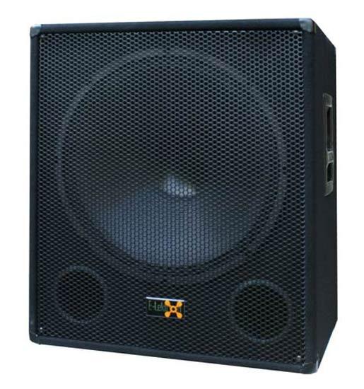 2x 1000w dj pa subwoofer bass lautsprecher boxen paar 45cm. Black Bedroom Furniture Sets. Home Design Ideas