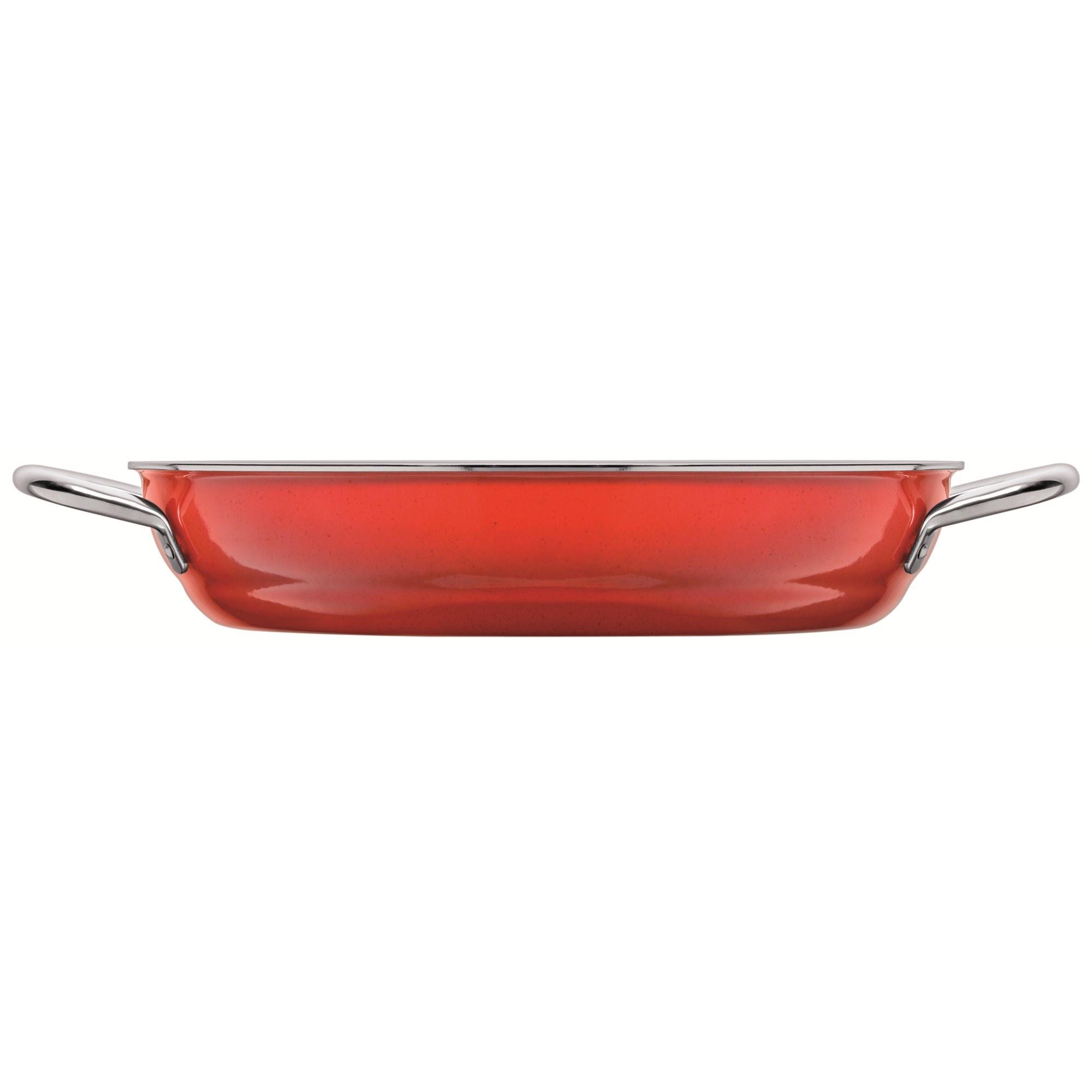 silit passion colours energy red servierpfanne 28 cm ebay. Black Bedroom Furniture Sets. Home Design Ideas