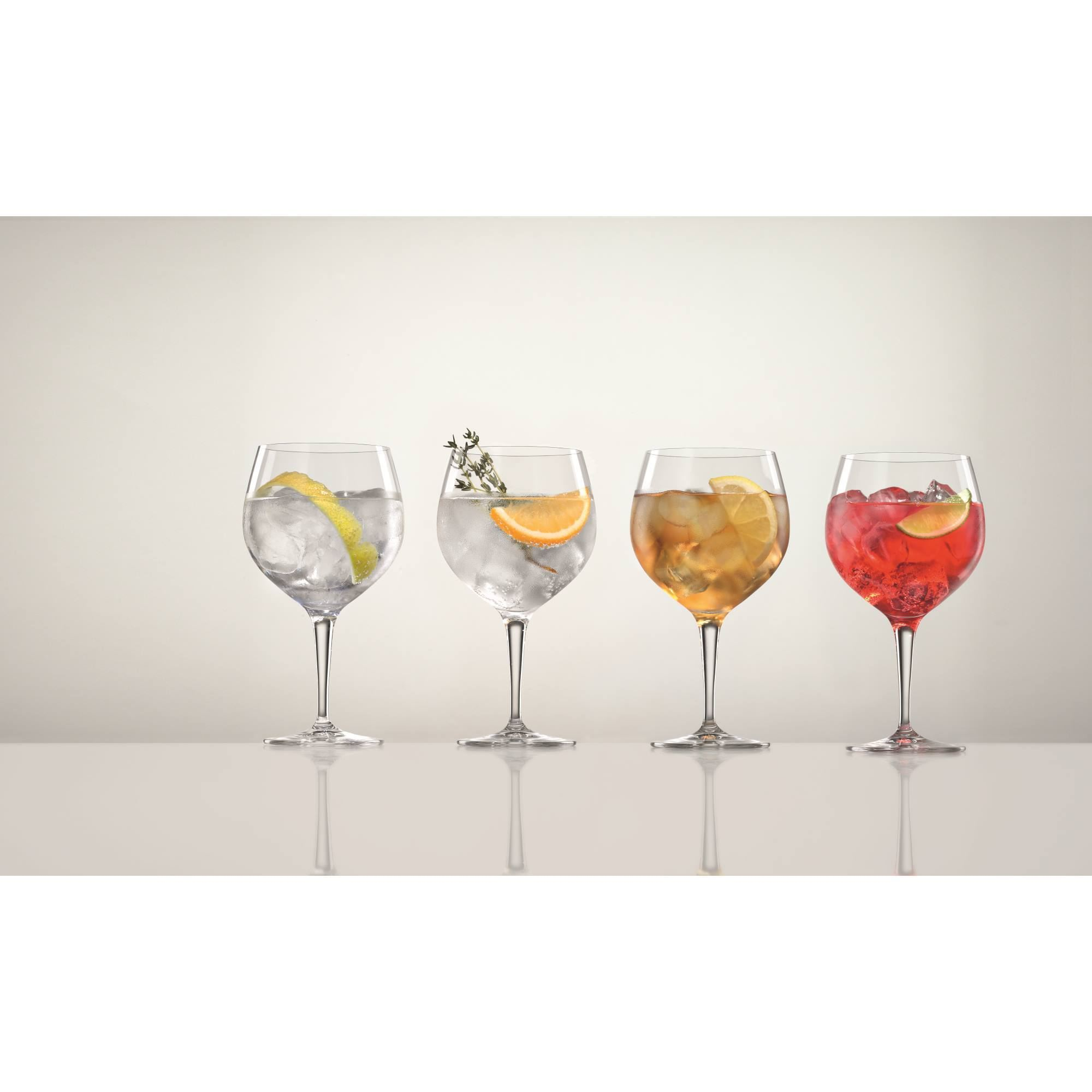 spiegelau gin tonic 4 gl ser im set inhalt 630 ml ebay. Black Bedroom Furniture Sets. Home Design Ideas