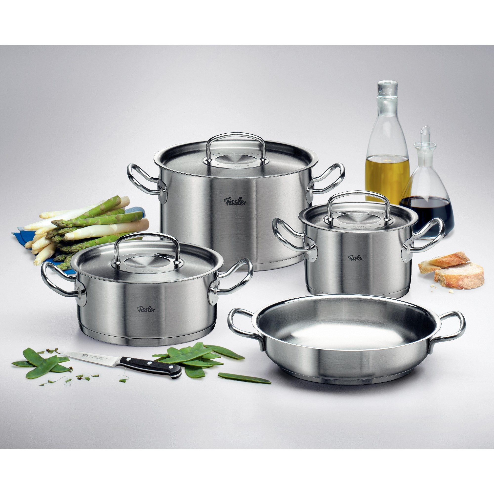 Fissler Topf Set Original Profi Collection 4 Teilig Mit
