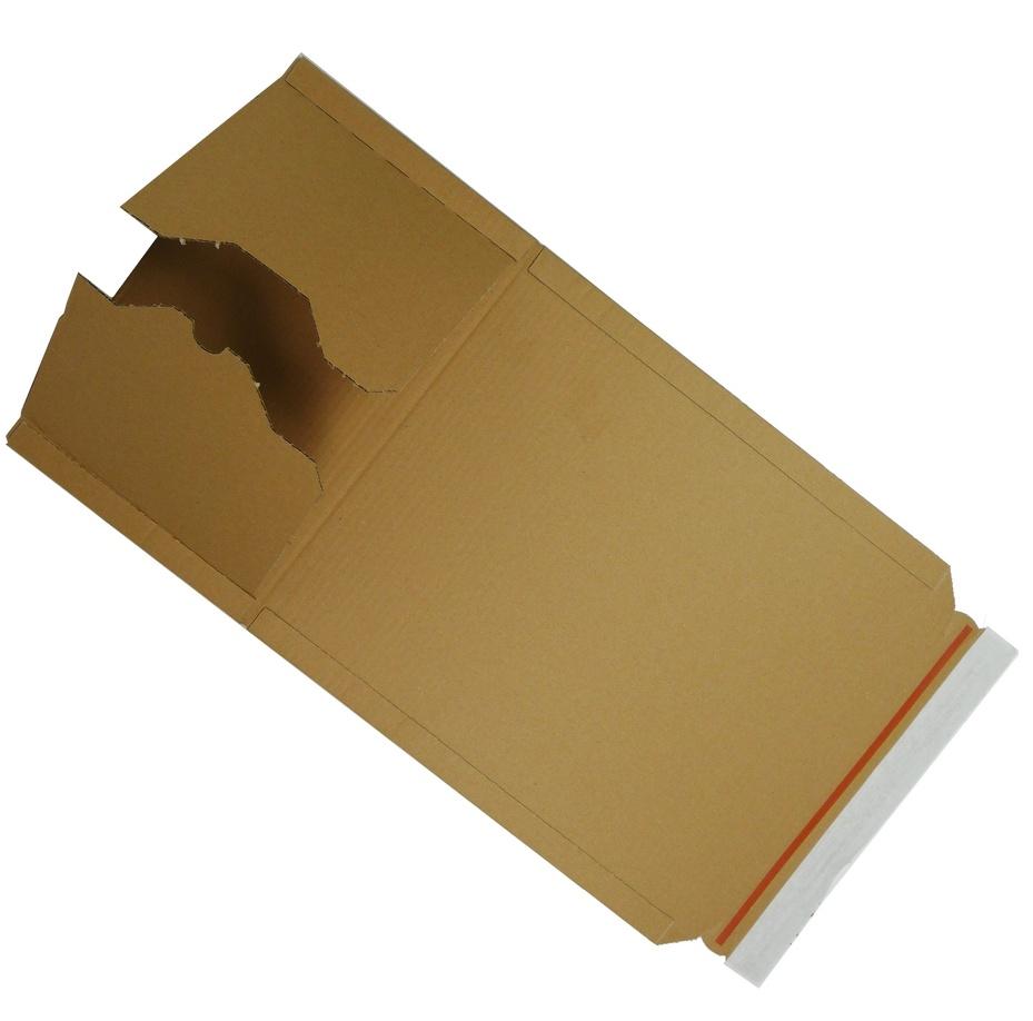 Versandtuete-Maxibrief-Warensendung-Buchverpackung-Luftpolsterumschlag-Klebeband