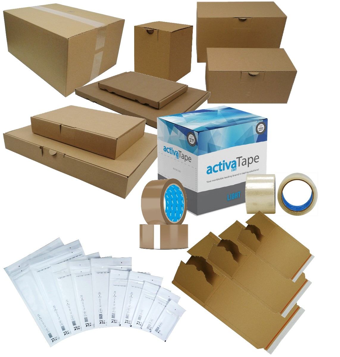 versandt te maxibrief warensendung buchverpackung luftpolsterumschlag klebeband ebay. Black Bedroom Furniture Sets. Home Design Ideas