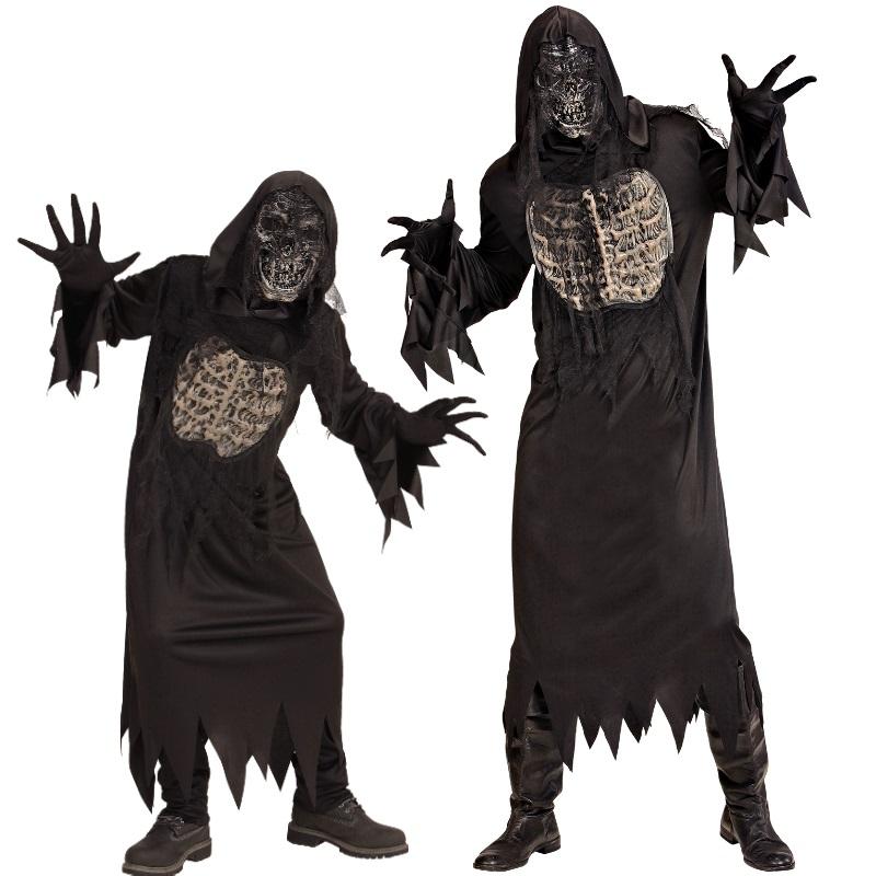 d mon geist zombie horror partner kost m erwachsene kinder jugendliche halloween ebay. Black Bedroom Furniture Sets. Home Design Ideas