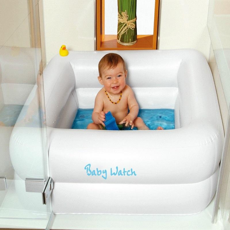 babypool baby watch 85x85 planschbecken kinder badewanne dusche wanne 18122 ebay. Black Bedroom Furniture Sets. Home Design Ideas