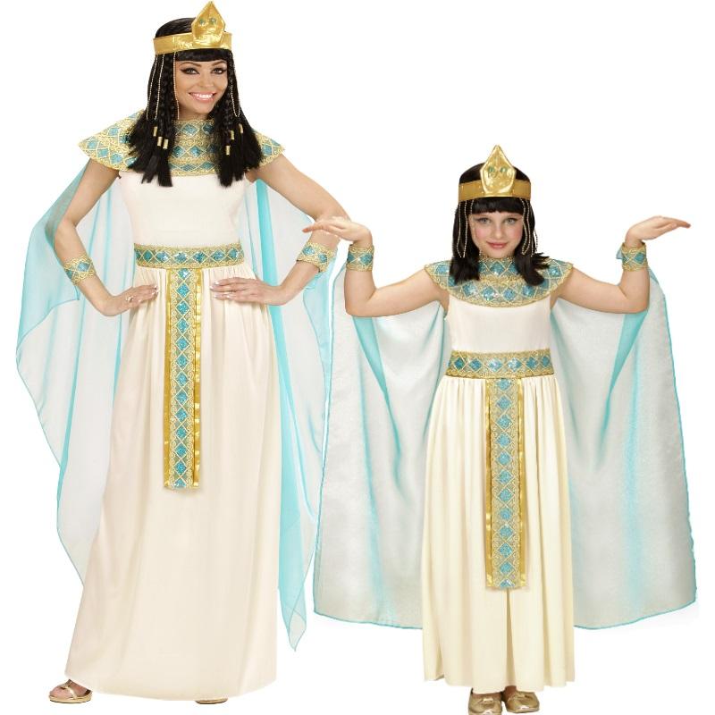 cleopatra pharaonin agyptische gottheit partner kost m damen kinder m dchen ebay. Black Bedroom Furniture Sets. Home Design Ideas