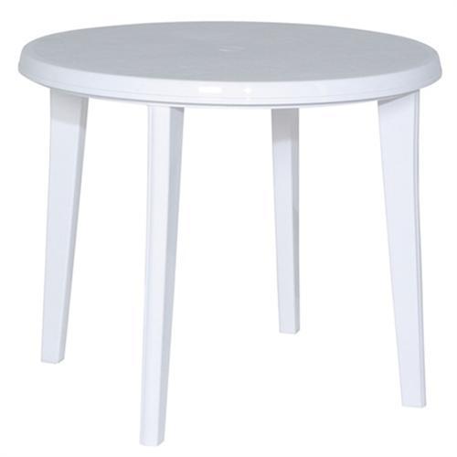 Vollkunststoff Tisch Gartentisch Tisch Aus Kunststoff 90 Cm