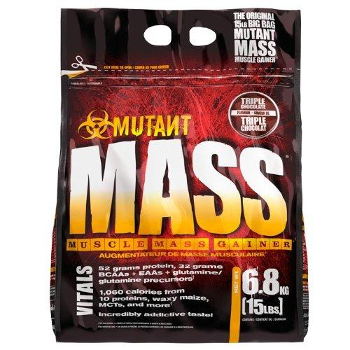 Mutant Mass Chocolate, 6.8 kg