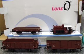 Lenz Spur 0 Prellbock 45065 NEU und OVP