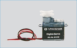 Uhlenbrock 81310 Digital Mini Servo mit Decoder DCC