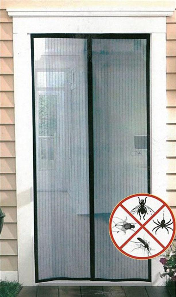 t r moskitonetz fliegengitter magnetvorhang moskitonetz magnetverschverschluss ebay. Black Bedroom Furniture Sets. Home Design Ideas