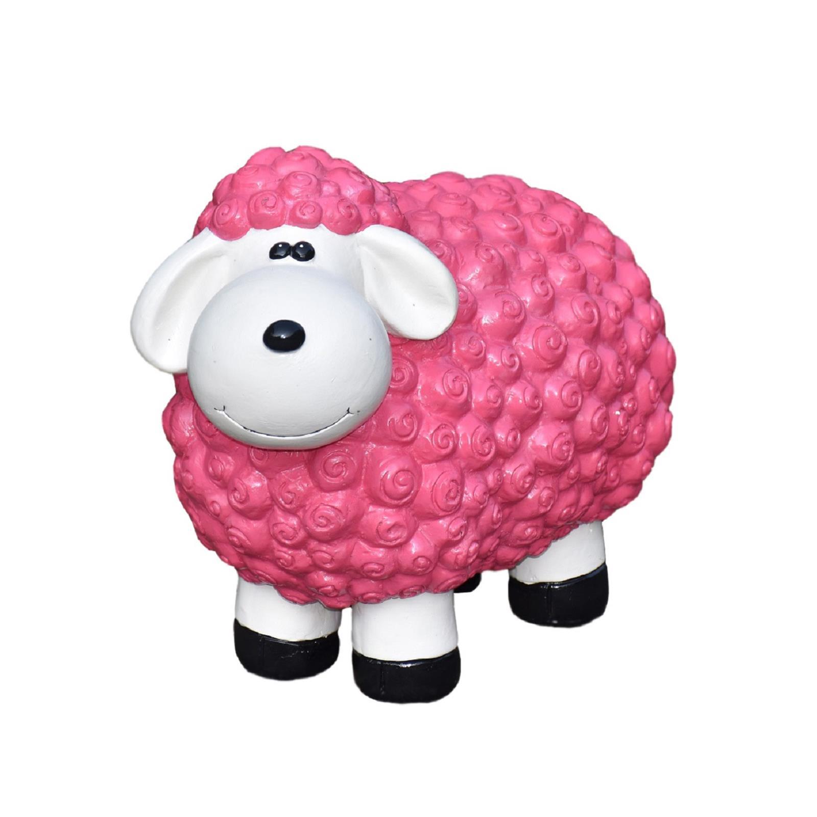 Schaf in Brombeer