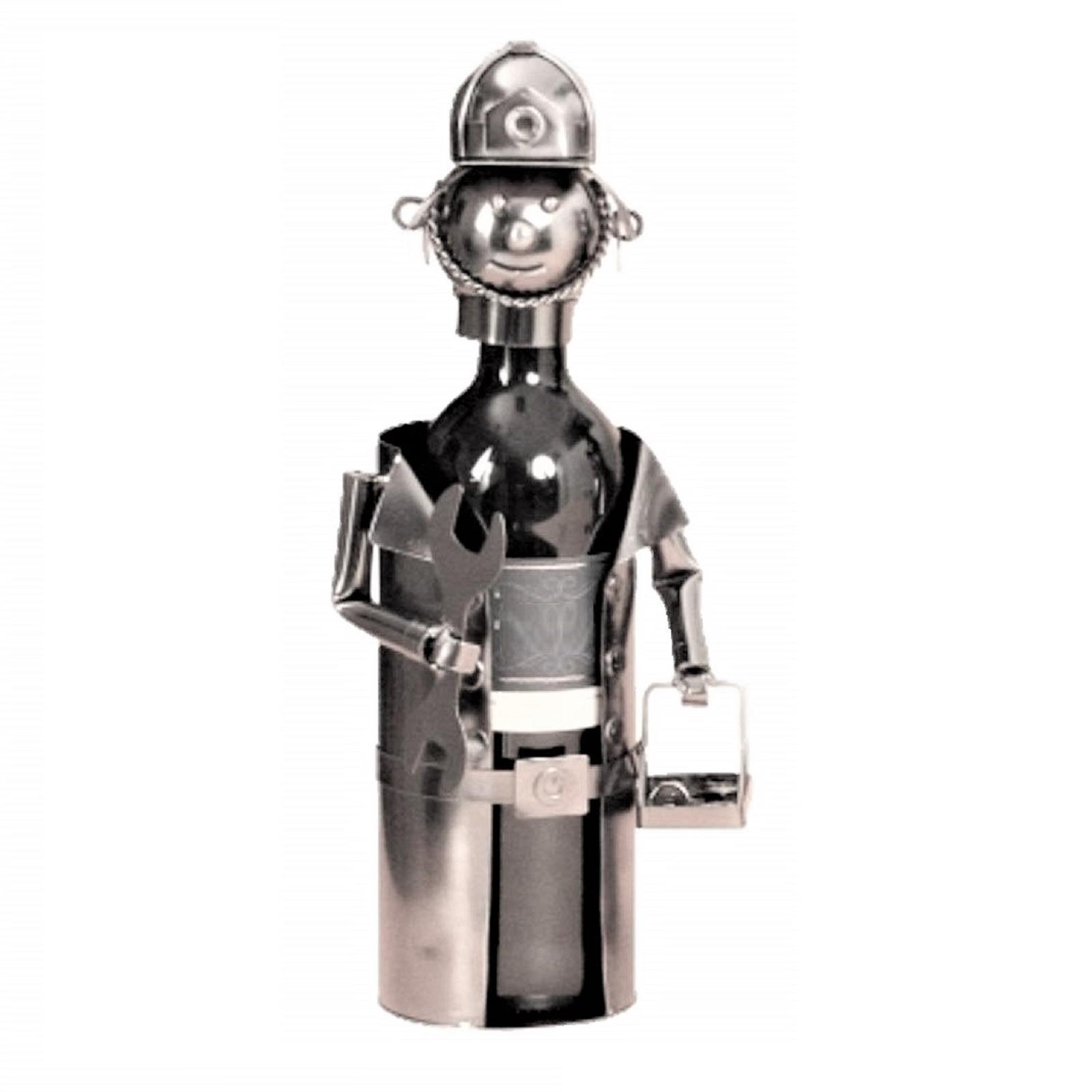 Metall Flaschenhalter Arbeiter