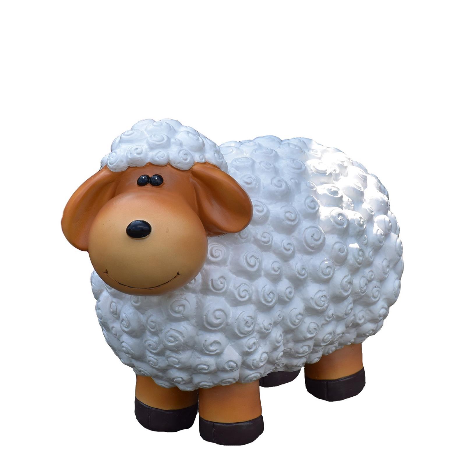 Schaf in Natur