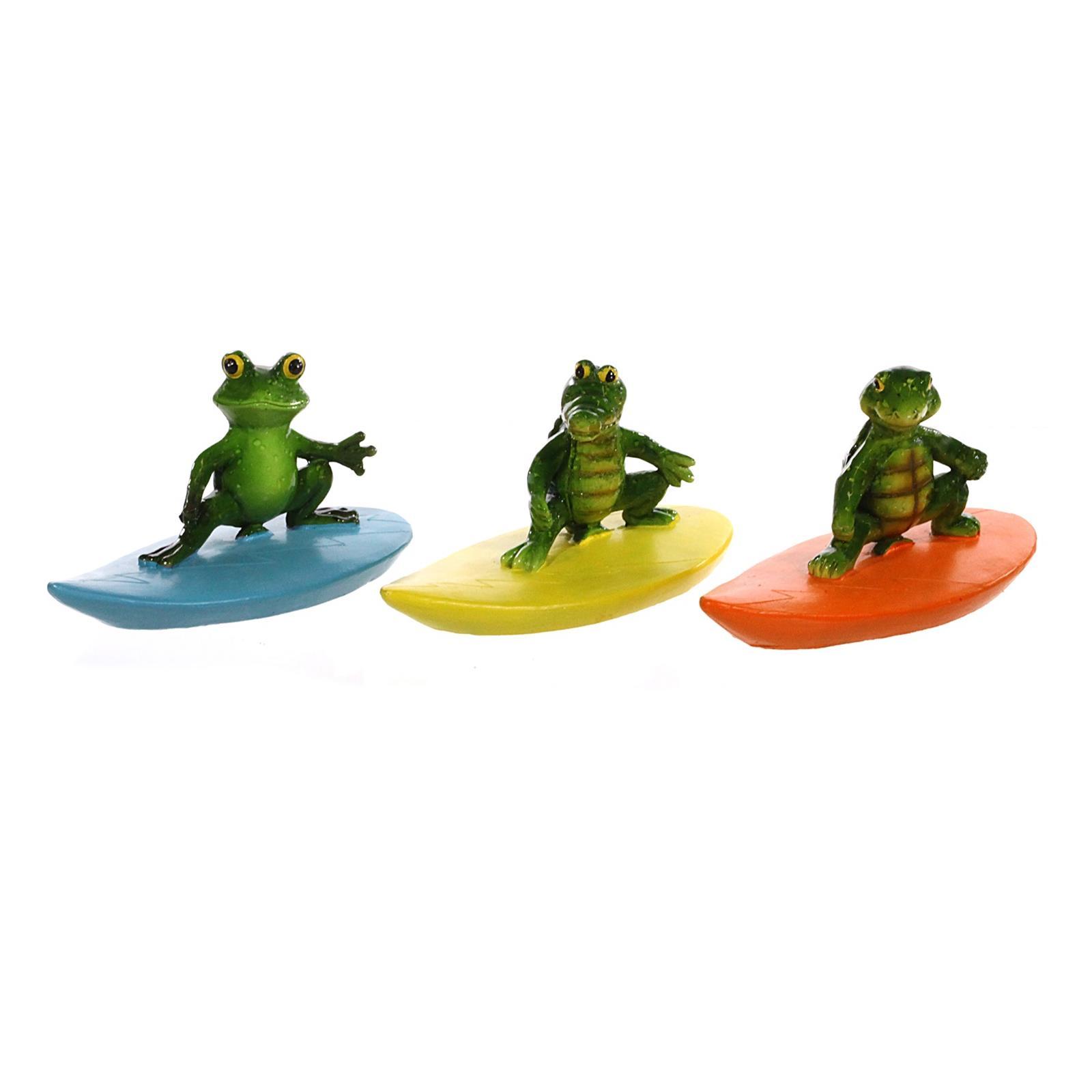 3 Teichfiguren