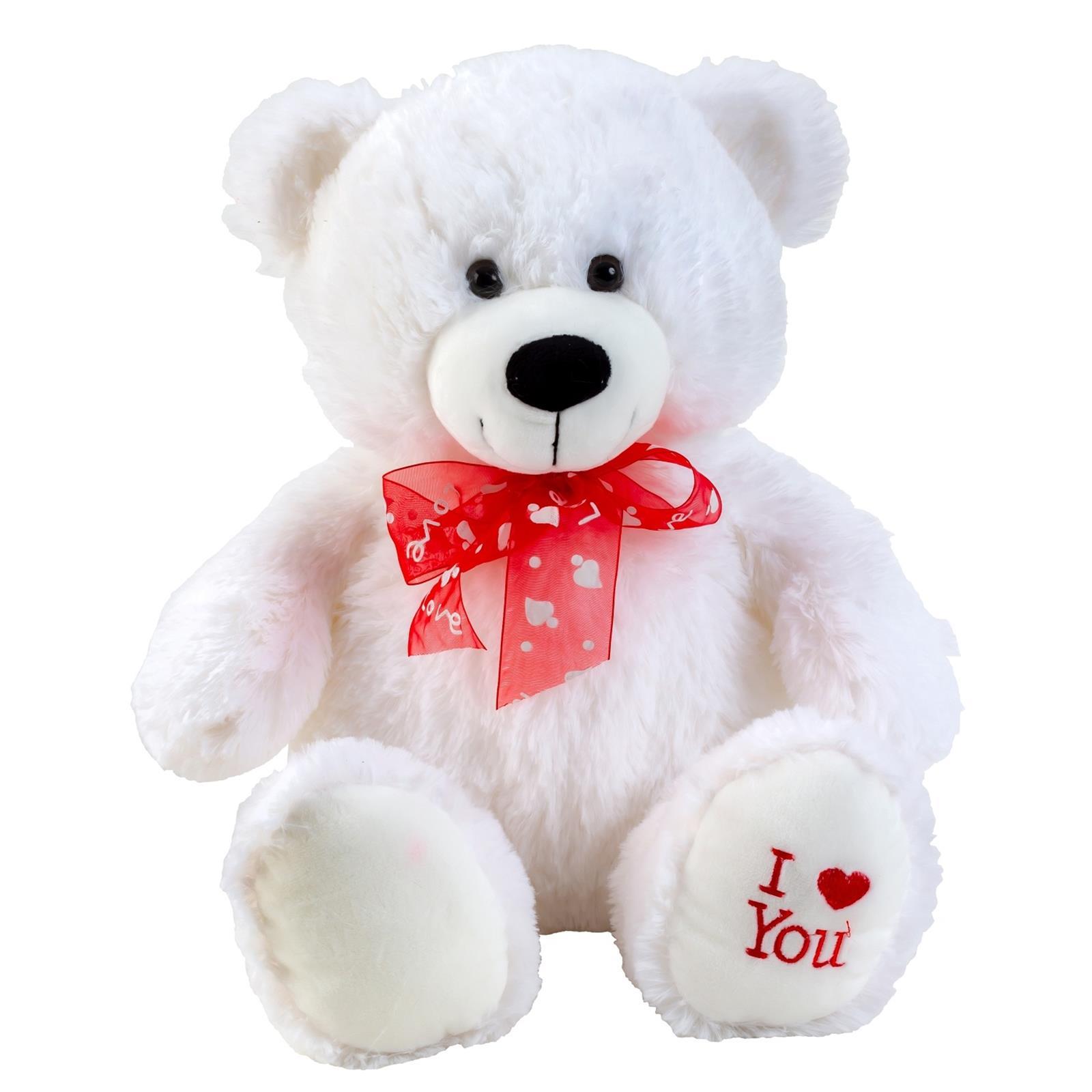 Teddybär mit Schleife