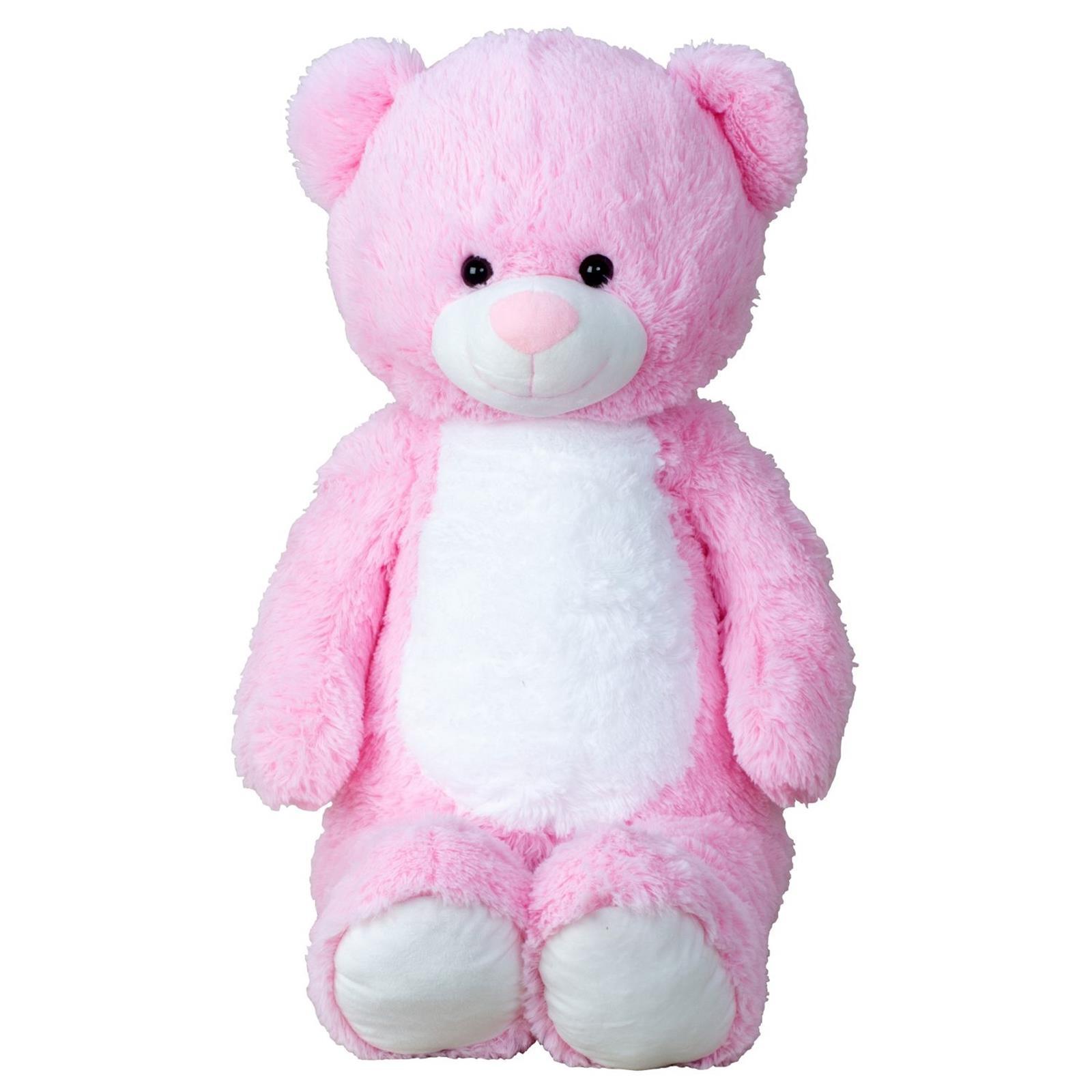 Riesen Teddybär Rosa