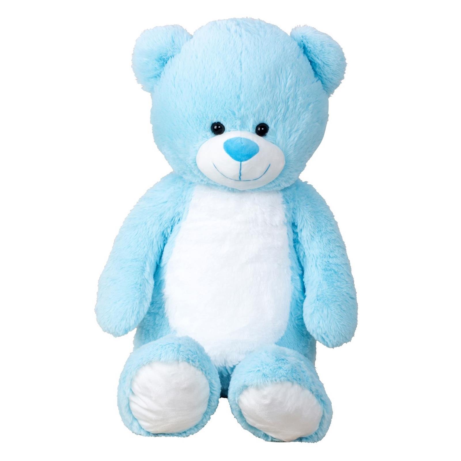 Riesen Teddybär Hellblau