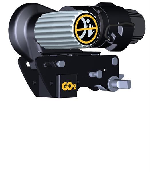 GO2 NEUE AUSFÜHRUNG Truma Mover Power SET BC10 12V55AH Optima Yello