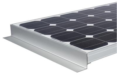 Solaranlage / Solarpaket 140 W