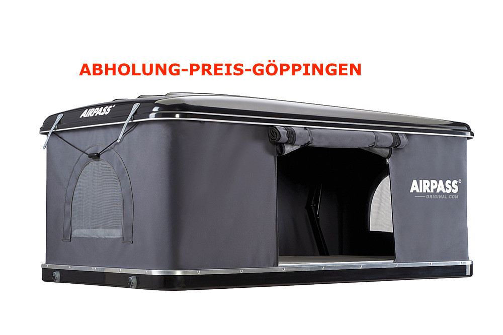 AIRPASS AUTOHOME Dachzelt black Gr: L ABHOLUNG in GÖPPINGEN