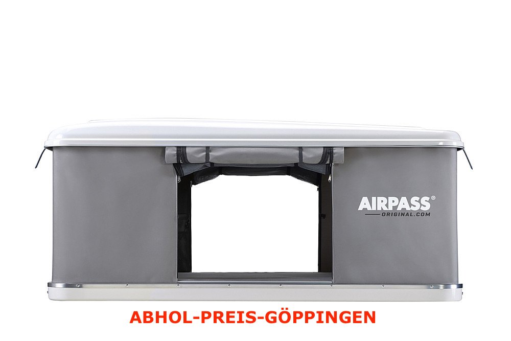 AIRPASS AUTOHOME Dachzelt GREY Gr: L ABHOLUNG IN GÖPPINGEN