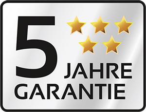 Plattenheber_Garantie