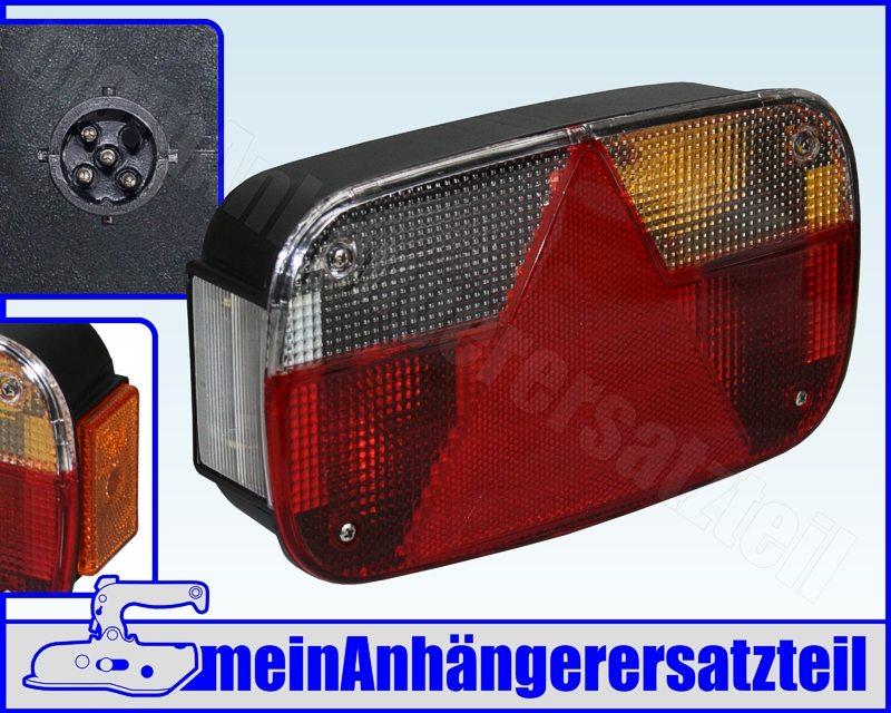Asp/öck Multipoint 3 rechts R/ücklicht R/ückleuchte
